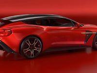 Aston Martin Vanquish Zagato: leShooting Brake dévoilé