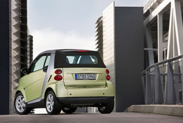 Smart Fortwo Edition Limited Three, le melon vert