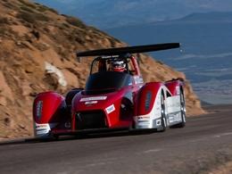 Pikes Peak 2013 : Mitsubishi et la marmotte (vidéo)