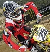 Motocross mondial : GP du Brésil
