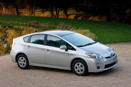 La Toyota Prius 3 sort au Japon