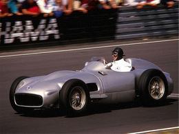 Ce qui vous attend à Rétromobile 2011 - 4 monoplaces du génial Juan Manuel Fangio