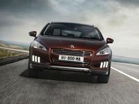 Le Peugeot 508 RXH sera vendu 45600 euros