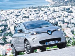Renault espère vendre 36 000 voitures électriques cette année