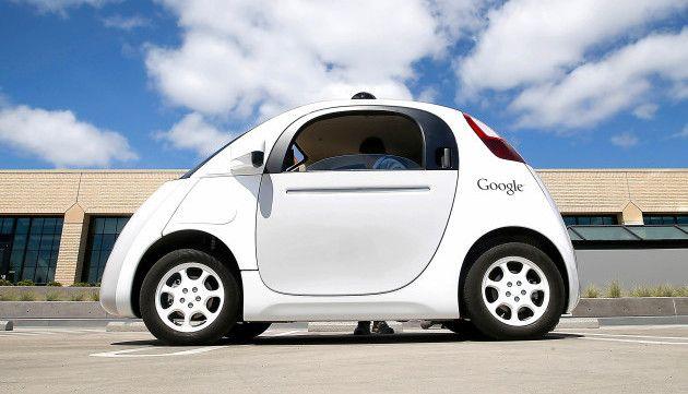 Les six travaux de la voiture autonome