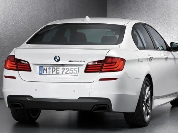 (Vidéo) 1er test de la nouvelle BMW M550d xDrive!