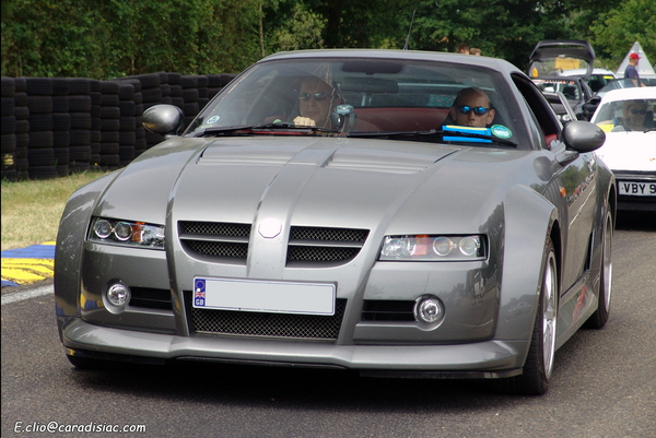 Photos du jour : MG X-Power SV