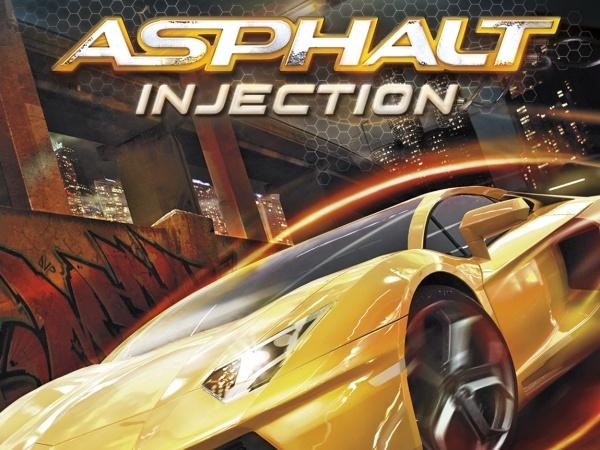 Asphalt Injection : le test sur PSVita
