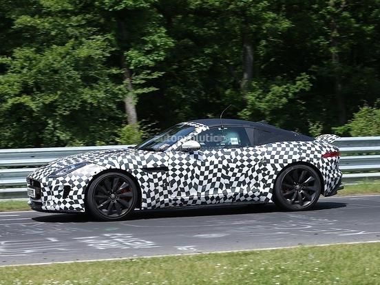 Une F-Type hybride de 700 ch dans les cartons de Jaguar ?