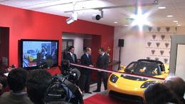 Tesla inaugure sa concession monégasque dans une ambiance électrique