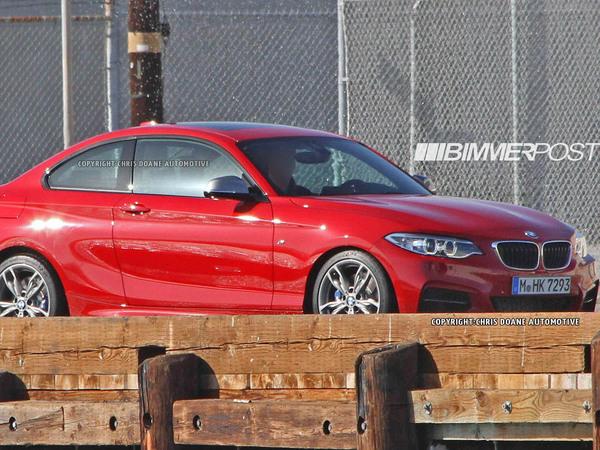 La BMW Série 2 prévue pour mars 2014 ?