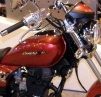 Nouveauté custom 125 : Zongshen ZS