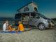 Glénan Concept Cars transforme le nouveau Renault Trafic en un véhicule de loisirs!