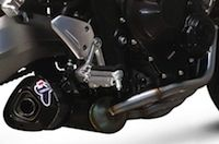 Termignoni: une ligne d'échappement pour la Honda CB 650F