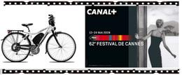 Festival de Cannes 2009 : les vélos électriques Matra, les vedettes écolos