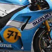 Moto GP - Australie : la déco de Vermeulen