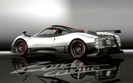 Guide des stands : Pagani - Hall 1 [1250]
