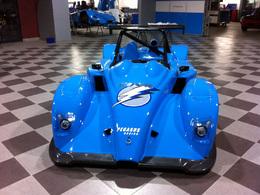 Une Ligier électrique pour le Pegasus Racing