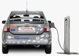 Toyota va louer ses nouveaux véhicules hybrides rechargeables en France !