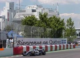 F1 : le Canada officialise son retour au calendrier 2010