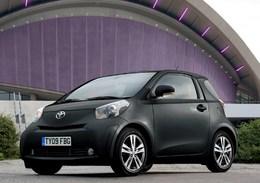 Nouvelle Toyota IQ 1.33l : 100 ch !
