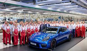 Porsche Panamera: clap de fin pour la première génération