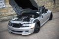 Réveil Auto - BMW Z3 M Fluid Motor Union, une fanfare à six clairons