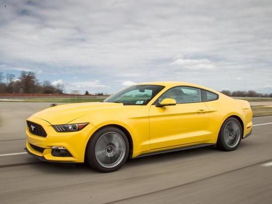 Ford Mustang : le confort avant tout pour les Européens ?