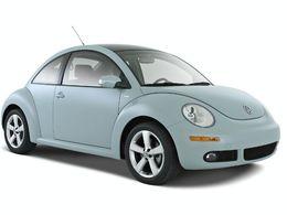 Un étrange rappel aux Etats-Unis pour la Volkswagen New Beetle