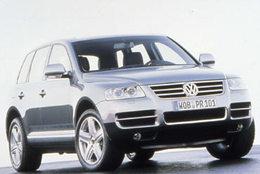 Le Volkswagen Touareg hybride lancé au Canada d'ici 2011