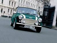 La p'tite sportive du lundi: Mini Cooper 1.3i.