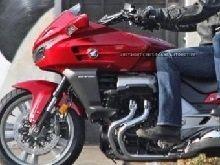 Actualité moto - Honda: La F6B va avoir une petite soeur et la CTX700 une grande !