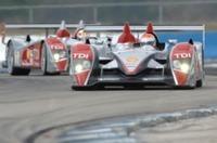 12h de Sebring: Audi domine la séance d'essais.
