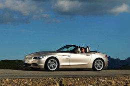 BMW Z4 par l'Oeil de Lynx