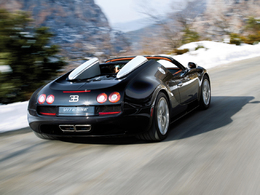 Salon de Genève 2012 - Bugatti Grand Sport Vitesse: 1200 ch cheveux au vent!