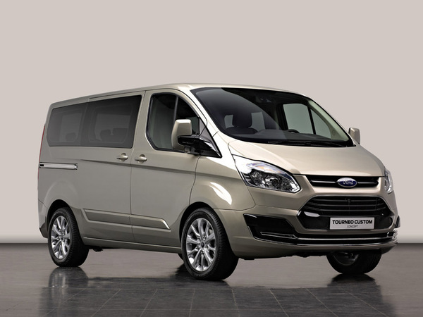 salon de gen ve 2012 ford tourneo custom concept. Black Bedroom Furniture Sets. Home Design Ideas