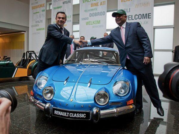 Renault et Caterham ont enfin signé la co-entreprise