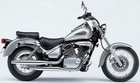 Guide 125 Custom : Suzuki Intruder