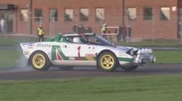 Réveil Auto - Top Gear : Lambo Gallardo Balboni et pléthore de Lancia (Delta, Stratos, etc...) [Vidéos]