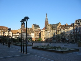 Strasbourg : bientôt une vitesse limitée à 30 km/h dans le centre ?