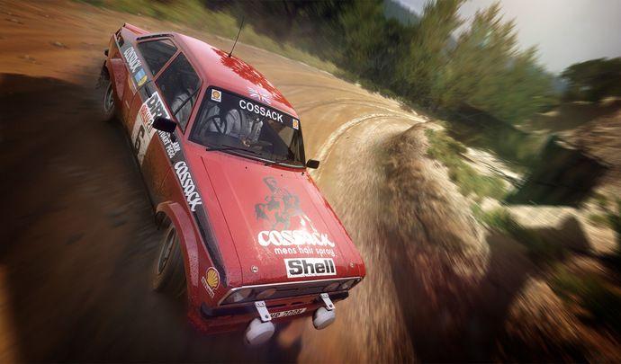 Test : Dirt Rally 2