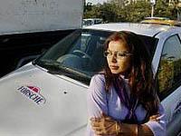 Taxis indiens : les femmes à l'honneur
