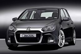 VW Golf VI par Caractere : Iroc mouth