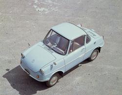 Rétromobile 2010 : les 90 ans de Mazda