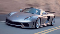 Porsche Carrera GT by Königseder : virtuelle
