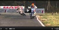 Supermotard 2012: championnat d'Italie, Latina en vidéo
