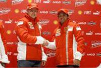 GP d'Australie : Scuderia Ferrari