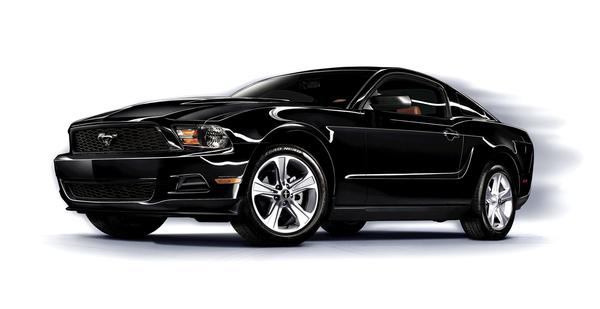 """Nouvelle Ford Mustang 2011 """"économique"""" : avec un V6 de 305 ch !"""