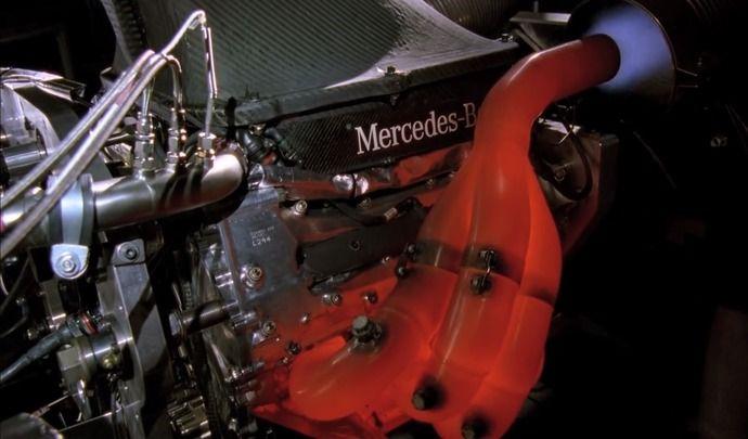 Mercedes AMG : une supercar à moteur de F1 au programme