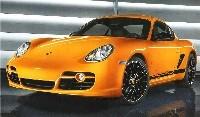 Porsche Cayman S Sport: 1ère photo officielle!
